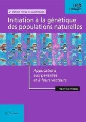 Dernières parutions sur PACES - PASS - LAS - MMOP, Initiation à la génétique des populations naturelles