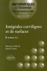 Dernières parutions dans Mathématiques à l'Université, Intégrales curvilignes et de surfaces