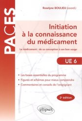 Souvent acheté avec Physique et biophysique UE3 Tome 1, le Initiation à la connaissance du médicament UE 6
