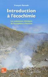 Souvent acheté avec Biomarqueurs en ecotoxicologie aquatique, le Introduction à l'écochimie