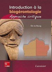 Dernières parutions sur Gériatrie, Introduction à la biogérontologie