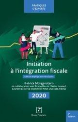 Nouvelle édition Initiation à l'intégration fiscale