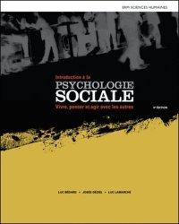 Souvent acheté avec Introduction à la psychologie, le Introduction à la psychologie sociale
