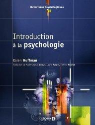 Dernières parutions dans Ouvertures Psychologiques, Introduction à la psychologie