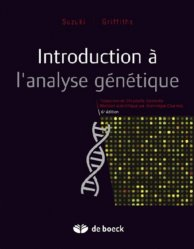 Dernières parutions dans , Introduction à l'analyse génétique