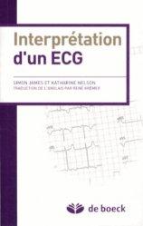 Souvent acheté avec Physique - Biophysique, le Interprétation d'un ECG