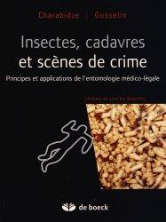 Souvent acheté avec Rats, le Insectes, cadavres et scènes de crime