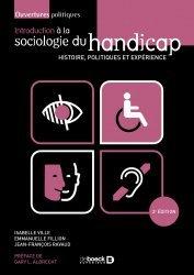 Dernières parutions sur Sociologie et philosophie médicale, Introduction à la sociologie du handicap