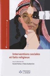 Dernières parutions dans Politiques et interventions sociales, Interventions sociales et faits religieux