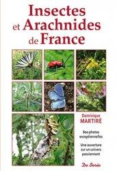 Souvent acheté avec Les Aphodius de France, le Insectes et Arachnides de France