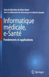 Dernières parutions sur Informatique, Informatique Médicale, e-Santé