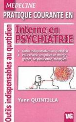 Souvent acheté avec UE ECN en fiches Psychiatrie, le Interne en Psychiatrie