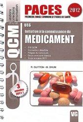 Souvent acheté avec Physiologie, le Initiation à la connaissance du médicament UE6