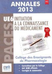 Souvent acheté avec Initiation à la connaissance du médicament UE6, le Initiation à la connaissance du médicament