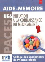 Souvent acheté avec UE 5 - Anatomie (Cours), le Initiation à la connaissance du médicament médicament, connaissance du médicament