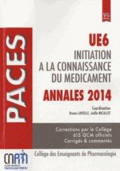 Souvent acheté avec UE7 santé, société, humanité optimisé pour Paris 6, le Initiation à la connaissance du médicament UE6