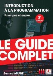 Dernières parutions sur Techniques de programmation, Introduction à la programmation