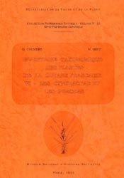 Dernières parutions sur Taxinomie et systématique, Inventaire taxonomique des plantes de la Guyane française Tome 3 - Les Cyperaceae et les Poaceae