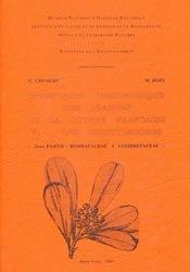 Dernières parutions sur Taxinomie et systématique, Inventaire taxonomique des plantes de la Guyane française Tome 6 - Les dicotylédones