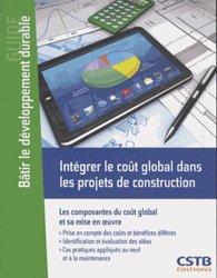 Souvent acheté avec Manuel de l'étude de prix, le Intégrer le coût global dans les projets de construction