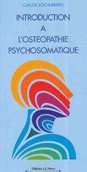 Introduction a l'ostéopathie psychosomatique
