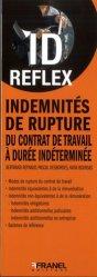 Dernières parutions dans ID Reflex, Indemnités de rupture du contrat de travail à durée indéterminée