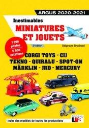 Dernières parutions sur Auto - Moto - Vélo, Inestimables miniatures et jouets