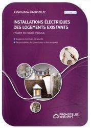 Souvent acheté avec Installations de gaz dans les bâtiments d'habitation, le Installations électriques des logements existants