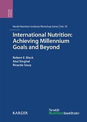 Dernières parutions sur Nutrition pédiatrique, International Nutrition: Achieving Millennium Goals and Beyond