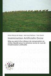 Dernières parutions sur Reproduction, Insémination Artificielle Ovine