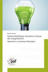 Dernières parutions sur Energies industrielles, Intermétallique ternaire à base de magnésium