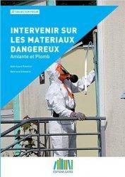Dernières parutions sur Règlementation, Intervenir sur les matériaux dangereux