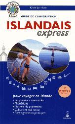 Dernières parutions dans langues express, Islandais Express (NED)
