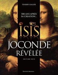 Dernières parutions sur Iconographie et lecture de tableau, Isis la Joconde révélée