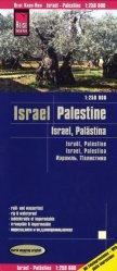 Dernières parutions sur Cartes routières Proche-Orient, Israel Palestine. 1/250 000