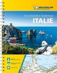 Dernières parutions sur Atlas routiers monde, Italie - Atlas routier & touristique. 1/300 000, Edition 2019
