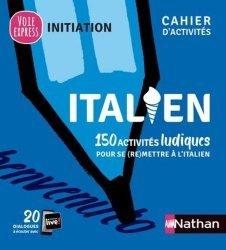 Dernières parutions dans Voie express Initiation Cahier d'activités, Italien