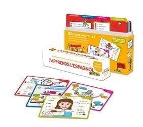 Dernières parutions sur Auto apprentissage (parascolaire), J'apprends l'espagnol autrement