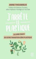 Dernières parutions sur Ecocitoyenneté - Consommation durable, J'arrête le plastique