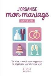 Dernières parutions sur Mariage, J'organise mon mariage