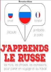 Dernières parutions sur Auto apprentissage, J'apprends le russe
