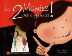 Dernières parutions sur Langue des signes, J'ai deux mamies très différentes !