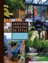 Souvent acheté avec Styles & jardins, le Jardins urbains de style