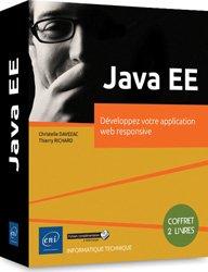 Dernières parutions dans Coffret Epsilon, Java EE - coffret de 2 livres