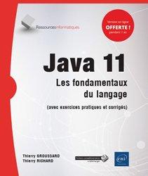 Dernières parutions dans Ressources Informatiques, Java 11