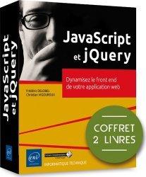Dernières parutions dans Coffret Ressources, JavaScript et jQuery