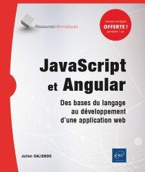 Dernières parutions dans Ressources Informatiques, JavaScript et Angular. Des bases du langage au développement d'une application web