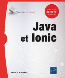 Souvent acheté avec Analyse numérique matricielle. Méthodes et algorithmes, exercices et problèmes corrigés, le Java et Ionic