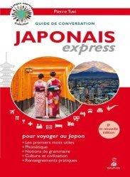 Dernières parutions dans langues express, Japonais Express