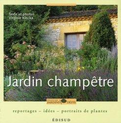 Dernières parutions sur Dessins - Plans - Conception, Jardin champêtre